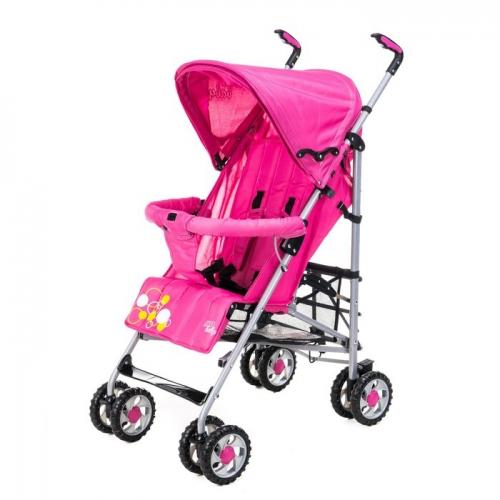 Коляска-трость Liko Baby BT109 City Style Розовая OLD
