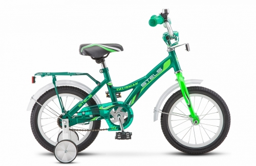 Велосипед Stels Talisman, зеленый, рама 14