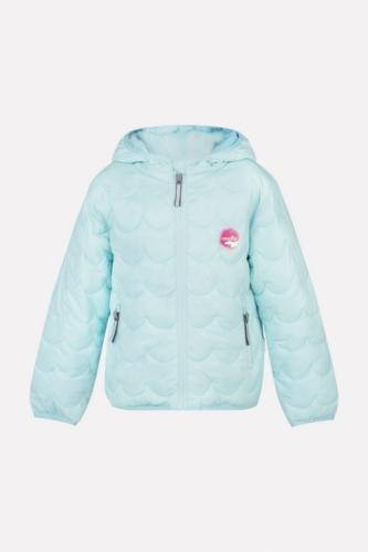 Куртка для девочки Crockid ВК 32072/1 ГР размер 122-128