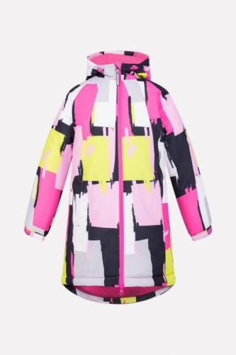Куртка для девочки Crockid ВК 38038/н/1 ГР размер 134-140