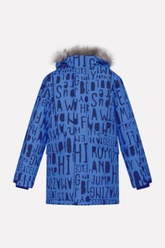 Куртка для мальчика Crockid ВК 36043/н/2 ГР размер 122-128