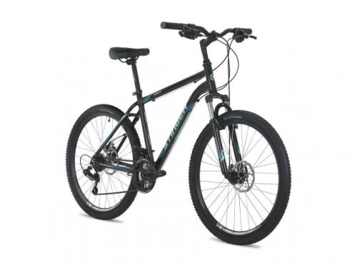 Велосипед Stinger Element D, черный, рама 24