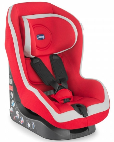 Автокресло Chicco Go-One 1 (79818.700.000) red