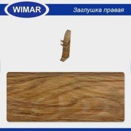 Заглушка торцевая правая Wimar 811 Дуб Орно
