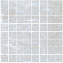 Мозаика Kerranova Premium marble полированный светло-серый 30x30