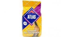 Затирка ATLAS для узких швов до 6 мм № 001 белый (10кг)