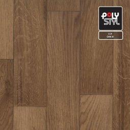 Линолеум Бытовой Polystyl Lux Oak 8 3,5м