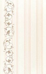 Декор Cracia Ceramica Анжер Венге 02 25x40