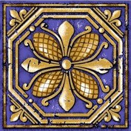 Декор Freelite Универсальные вставки для пола Флора 7x7