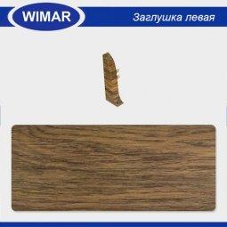 Заглушка торцевая левая Wimar 806 Дуб Скальный