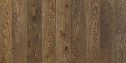 Паркетная доска Polarwood  Space Дуб Премиум Сириус коричневое масло 1-полосная 2000