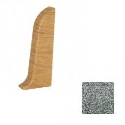 Заглушка торцевая правая Elsi DIY 58 мм 088 Песчаник Серый