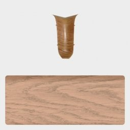 Внутренний угол (блистер 2 шт.) Т-пласт 079 Дуб Мокко / Дуб Северный