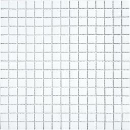 Мозаика Elada Econom на бумаге А11Р белая на бумаге 32,7x32,7