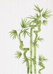 Декор Береза-керамика Ретро бамбук 1 салатный 25х35