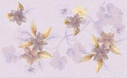 Декор Нефрит-керамика Каприз 04-01-1-09-03-51-231-0 40x25 Сиреневый