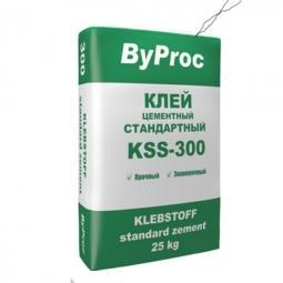 Клей ByProc KSS-300 стандартный 25 кг
