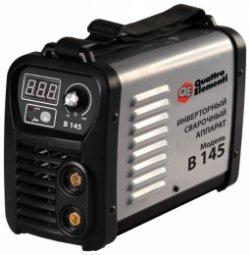 Инверторный аппарат электродной сварки Quattro Elementi B 145
