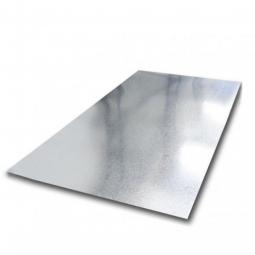 Плоский лист оцинкованный 1250х0,45