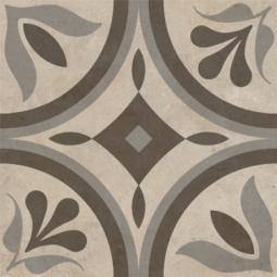 Декор Golden Tile Aurora 13F330 Коричневый 150х150