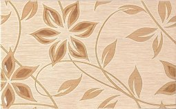 Декор Cracia Ceramica Muraya Beige Decor 01 25x40