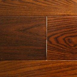 Массивная доска Antique Ясень Термо 18х127х400-1200 Ф1,0х4 лак
