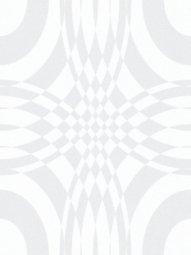 Плитка для стен Сокол Пульсар PLS3 белая полуматовая 33х44