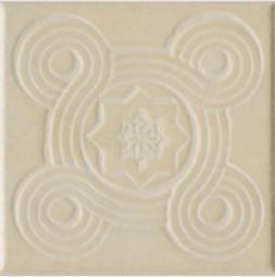 Бордюр Gracia Ceramica Этна белый 01 КГ 10.8х10.8