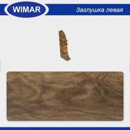 Заглушка торцевая левая Wimar 805 Дуб Гранд