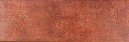 Плитка для стен Сокол Фасад FN1 красная матовая 12х36.5