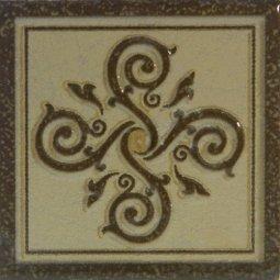 Декор Freelite Универсальные вставки для пола Гетеборг 6x6