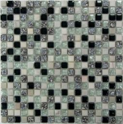 Мозаика Bonаparte Dreams - 1 белая глянцевая 30x30