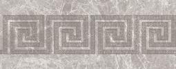 Панно Керамин Эллада 7 тип 1 Серый 50x20