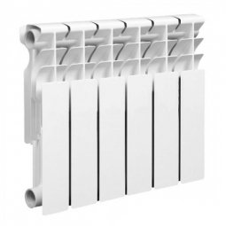 Радиатор Алюминиевый Lammin ECO AL350-80-4