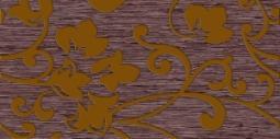 Декор Нефрит-керамика Ваниль 04-01-1-08-03-15-720-2 40x20 Коричневый