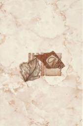 Декор ВКЗ Толедо  коричневый 20x30