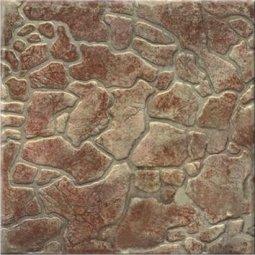 Керамогранит Керамин Камни 74 коричневый 30х30 глазурованный