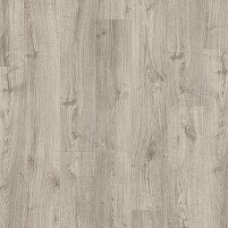 ПВХ-плитка Quick-step Livyn Pulse Click Дуб Осенний Теплый Серый