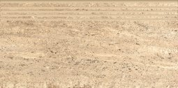 Ступени Kerranova Terra полированный бежевый 29.4x60