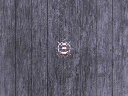 Декор Сокол Регата D743 SDS4 орнамент полуматовый 44х33