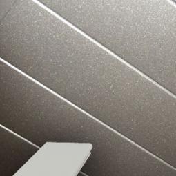 Рейка Н-профиль белый матовый-3306, 85*4000