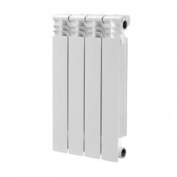 Биметаллический радиатор Garanterm Expert GBM350E/04