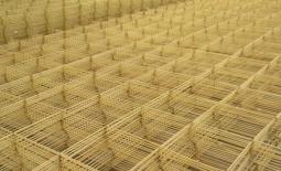 Сетка кладочная стеклопластиковая СКС 4 ячея 50х50 1200х1200