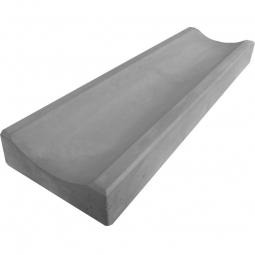 Водосток Вибролитой 500х160х50 Серый