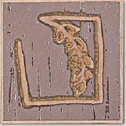 Вставка Kerama Marazzi Тис A1820\SG2031 9.6х9.6