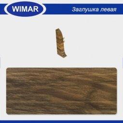 Заглушка торцевая левая Wimar 804 Дуб Викторианский