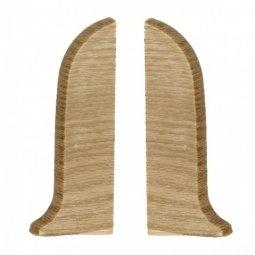 Заглушка торцевая левая и правая (блистер 2 шт.) Salag Вяз 56