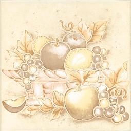 Декор Kerama Marazzi Украина яблоки B651\5027 20х20