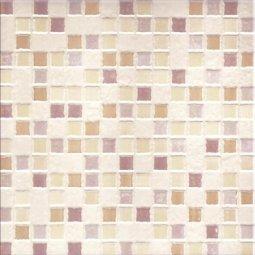 Плитка для стен Сокол Римская мозаика RM5B  коричневая глянцевая 33х33