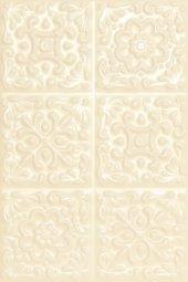 Плитка для стен Шаxтинская Плитка Прованс Светло-бежевый 01 20x30